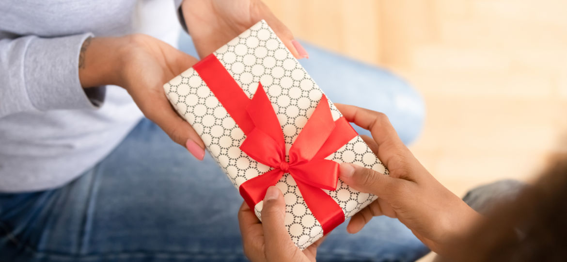 Giving a Caregiver a Gift